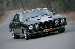 1975 Ford XB Falcon