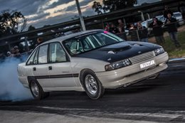 VN Commodore v6 twin turbo