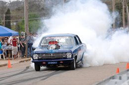 Chevrolet Powered Holden HR