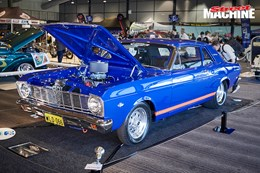 Ford Falcon Futura coupe 427 nw
