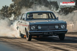 Ford XW Falcon Barra nw