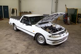 Falcon ute LS1 twin turbo