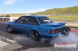 VK Commodore blue meanie ALLSHOW nw