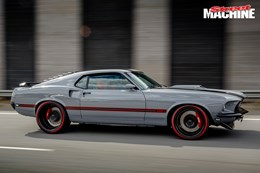 69 Mustang Mach 1 pro touring 2 nw