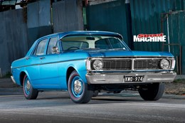 ford falcon xy 1 nw