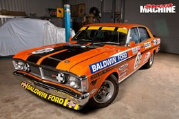 Ford XY Falcon GTHO Phase3 race car 1 nw
