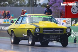 HQ Holden POP666 twin turbo big block 2 nw