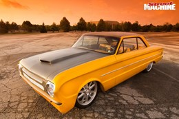 ford falcon 1 nw