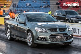 HSV Gen F Maloo supercharged nw