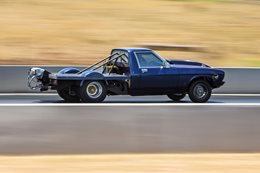 HQ Holden one tonner big block turbo