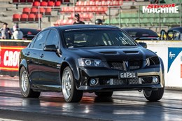 VE Commodore turbo 2 nw