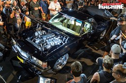HQ Holden ute twin turbo LS3 3 nw
