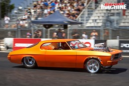HQ Monaro custom blown 3 nw
