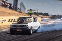 LJ Torana big block blown