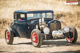 ford model a coupe 1 nw