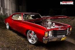 chevrolet chevelle 1 nw