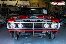 Ford XY Falcon GT build 2 nw