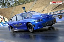 VT Commodore twin turbo big block 2 nw