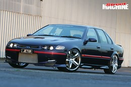Ford EL Falcon XR6 6 nw