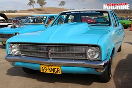 HK Holden sedan blue 3 nw