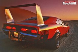 dodge charger daytona wing nw