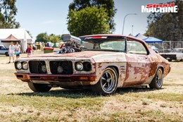 HQ Monaro rusty 5 nw