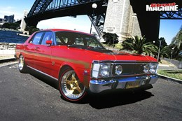 ford falcon xw gtho 2 nw