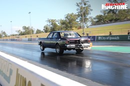 Ford XW Falcon twin turbo nw
