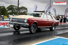 Ford XR Falcon Pat Oshea 1 nw