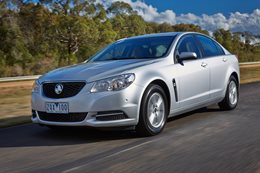 Holden Commodore Evoke sedan
