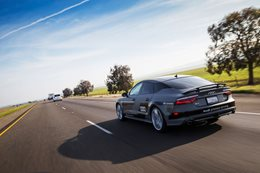 Audi A7 Sportback assisted driving