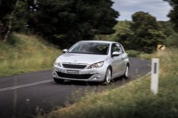 Peugeot 308 Car of the Year 2014