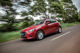 Mazda 2 Car of the Year 2014