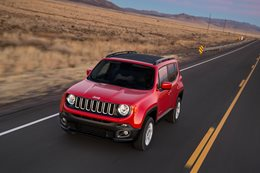 Jeep Renegade review test drive