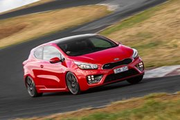 Kia ProCeed GT suspension tune