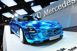 Mercedes-Benz AMG SLS Electric Drive