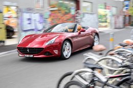 2015 Ferrari California T review