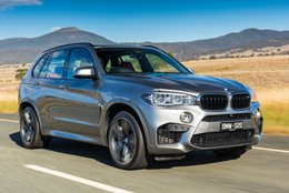 2015 BMW X5M review