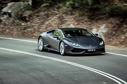 Lamborghini Huracan review