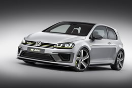 2016 Volkswagen Golf R400