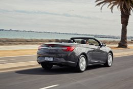Holden Cascada review