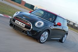 2015 Mini Cooper S JCW review