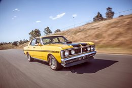 Ford Falcon GT-HO