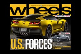 Wheels July 2015 issue