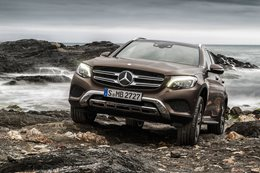 2015 Mercedes-Benz GLC first official pics