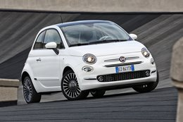 2016 Fiat 500 first official pics