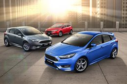 2015 Ford Focus LZ