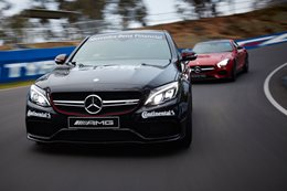 2015 Mercedes-AMG C63 S review