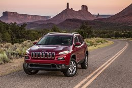 Jeep Cherokee hacked