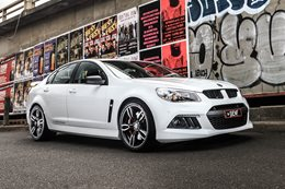 Holden ClubSport R8 Sedan